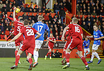 06.02.2019:Aberdeen v Rangers: Handball and penalty for Scott McKenna