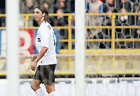 Inter's Zlatan Ibrahimovic during their italian serie A soccer match at Dall'Ara Stadium in Bologna , Italy , February 21 , 2009 - Photo: Prater/Insidefoto ©