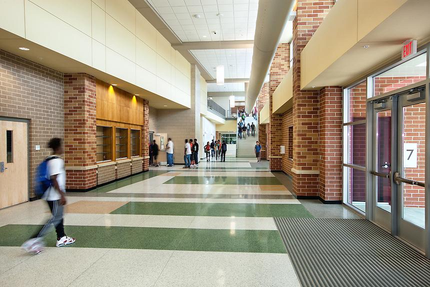 Huguenot High School