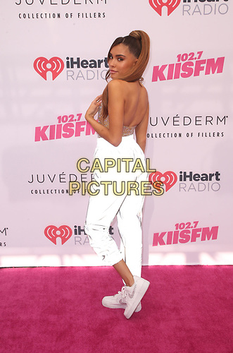 CARSON, CA - June 1: Madison Beer, at 2019 iHeartRadio Wango Tango Presented By The JUVÉDERM® Collection Of Dermal Fillers at Dignity Health Sports Park in Carson, California on June 1, 2019.   <br /> CAP/MPI/SAD<br /> ©SAD/MPI/Capital Pictures