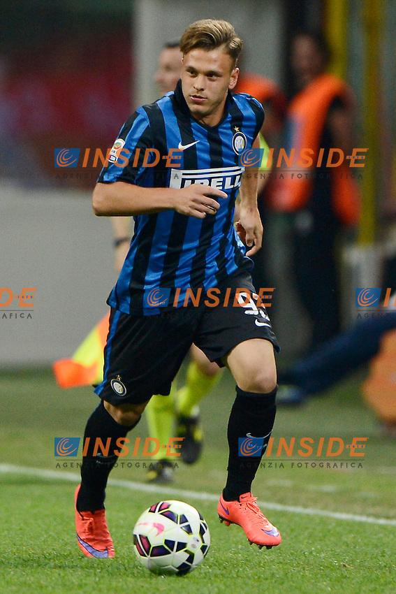 Federico Dimarco Inter<br /> Milano 31-05-2015 Stadio Giuseppe Meazza - Football Calcio Serie A Inter - Empoli. Foto Giuseppe Celeste / Insidefoto