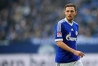 FUSSBALL   1. BUNDESLIGA   SAISON 2012/2013    27. SPIELTAG FC Schalke 04 - TSG 1899 Hoffenheim                       30.03.2013 Marco Hoeger (FC Schalke 04)