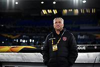 Dan Petrescu coach of Cluji <br /> Roma 28-11-2019 Stadio Olimpico <br /> Football Europa League 2019/2020 <br /> SS Lazio - CFR Cluji <br /> Photo Andrea Staccioli / Insidefoto