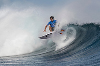 NAMOTU, Fiji (Wednesday, June 14, 2017) Connor O'Leary (AUS) - The Outerknown Fiji Pro, Stop No. 5 on the 2017 World Surf League (WSL) Championship Tour (CT), was called ON for an 8:15 a.m. start in three-to-five foot (1 - 1.5 metre) conditions at Cloudbreak this morning. Men's Round 4 was completed before Round 5 was put on standby for a possible start at 2 pm. <br /> <br /> &quot;We are seeing clean conditions out there at Cloudbreak,&quot; said WSL Deputy Commissioner, Renato Hickel. &quot;Round 4 is on and we will start at 8:15 a.m. local time. We will put Round 5 on hold for a possible start. We will check back in after the Round 4 to see if we will continue running heats.&quot;<br /> <br /> Location:      Tavarua/Namotu, Fiji<br /> Event window:   June 4 - 16, 2017<br /> Today's call:<br />  Round 4 called ON for 8:15 AM Start <br /> Conditions:         3 - 5 foot (1 - 1.5 metre)<br /> <br /> Photo: joliphotos.com