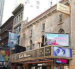 Look of Love ... The Songs Of Burt Bacharach and.Hal David ( Theatre Marquee ) playing at the.Brooks Atkinson Theatre, New York City..May 2003.Credit All Uses.