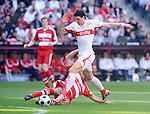Fussball 1.BL 2007/2008: FC Bayern Muenchen - VfB Stuttgart