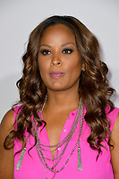 Laila Ali at the premiere for &quot;Battle of the Sexes&quot; at the Regency Village Theatre, Westwood, Los Angeles, USA 16 September  2017<br /> Picture: Paul Smith/Featureflash/SilverHub 0208 004 5359 sales@silverhubmedia.com