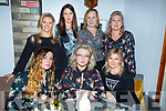 Joanna Pasierb from Tralee celebrating her birthday in Bella Bia on Saturday night.<br /> Seated l-r, Marlena Nadulska, Joanna pasierb and Wiestawa Tadera.<br /> Back l-r, Ewa Bielinska, Ola Tburska, Iwona Bak and Monika Galazka.