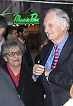 Arlene Alda and Alan Alda attending the Opening Night Performance of Edward Albee's 'Who's Afraid of Virginia Woolf?' at the Booth Theatre on October 13, 2012 in New York City.