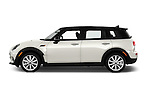 Car Driver side profile view of a 2016 MINI CLUBMAN Cooper 5 Door wagon Side View