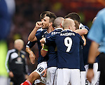 161013 Scotland v Croatia