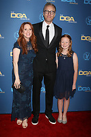 LOS ANGELES - FEB 2:  Amy Davidson, David Shane, Echo Campbell at the 2019 Directors Guild of America Awards at the Dolby Ballroom on February 2, 2019 in Los Angeles, CA