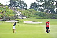 SINGAPORE - MARCH 02: In Gee Chun of South Korea on the 3rd fairway during the third round of the HSBC Women's World Championship 2019 at Sentosa Golf Club - Tanjong Course, Singapore on March 02, 2019.<br /> .<br /> .<br /> .<br /> (Photo by: Naratip Golf Srisupab/SEALs Sports Images)<br /> .<br /> Any image use must include a mandatory credit line adjacent to the content which should read: Naratip Golf Srisupab/SEALs Sports Images