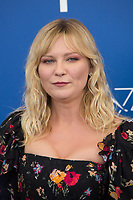 "Kirsten Dunst at the ""Woodshock"" photocall, 74th Venice Film Festival in Italy on 4 September 2017.<br /> <br /> Photo: Kristina Afanasyeva/Featureflash/SilverHub<br /> 0208 004 5359<br /> sales@silverhubmedia.com"