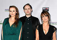 06 February 2020 - Santa Monica, California - The Rua, Roseanna, Alanna and Jonathan Brown Band . US-Ireland Alliance Hosts the 15th Annual Oscar Wilde Awards held at J.J. Abrams Bad Robot Studios. Photo Credit: Dave Safley/AdMedia