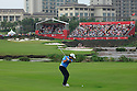 Francesco Molinari (ITA) during the final round of the Omega Mission Hills World Cup played at The Blackstone Course, Mission Hills Golf Club on November 27th in Haikou, Hainan Island, China.( Picture Credit / Phil Inglis )