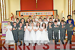 Dromclough National School Communion: