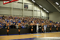 LEEK - Basketbal, Donar - Le Portel, Europe Cup, seizoen 2017-2018, 18-10-2017,  volle tribunes sportcentrum