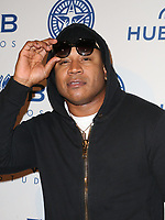 LOS ANGELES, CA - NOVEMBER 7: L.L. Cool J, at Photo Op For Hulu's 'Obey Giant at the The Theatre at Ace Hotel in Los Angeles, California on November 7, 2017. <br /> CAP/MPI/FS<br /> &copy;FS/MPI/Capital Pictures