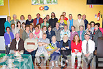 Joan Fleming Milltown seated center celebrated her 80th birthday with her family and friends in Milltown Community Center on Sunday........