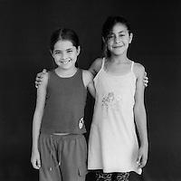 Alma Kalmas, Sally Karaja. Photo by Quique Kierszenbaum.