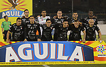 Envigado igualó como local 0-0 ante Once Caldas. Fecha 17 Liga Águila I-2017.