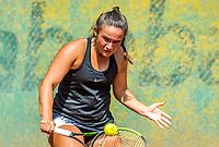 Hilversum, Netherlands, August 9, 2017, National Junior Championships, NJK, Gabriella Mujan<br /> Photo: Tennisimages/Henk Koster
