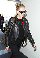 LOS ANGELES, CA - MAY 17: Kate Upton seen at LAX International Airport on May 17, 2018. Credit: John Misa/MediaPunch