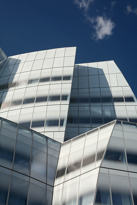 IAC Building New York, Architect Frank Gehry 2008