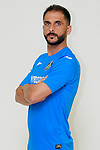 Getafe CF's Sergio Mora during the session of the official photos for the 2017/2018 season. September 19,2017. (ALTERPHOTOS/Acero)