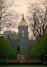 Dome at dawn in early spring..Photo by Matt  Cashore