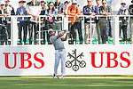 Siddikur Rahman of Bangladesh tees off the first hole during the 58th UBS Hong Kong Golf Open as part of the European Tour on 10 December 2016, at the Hong Kong Golf Club, Fanling, Hong Kong, China. Photo by Marcio Rodrigo Machado / Power Sport Images
