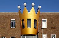 Almer- Ingang van Kinderopvang Kiki Nous in Almere Poort