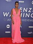 Issa Rae 053 attends the American Film Institute's 47th Life Achievement Award Gala Tribute To Denzel Washington at Dolby Theatre on June 6, 2019 in Hollywood, California