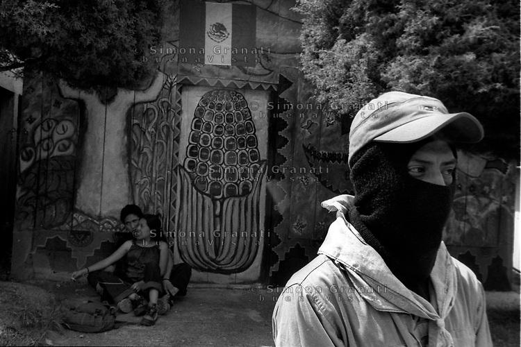 Messico, Chiapas.EZLN
