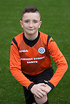 St Johnstone FC Academy U13's<br /> Josh Scoon<br /> Picture by Graeme Hart.<br /> Copyright Perthshire Picture Agency<br /> Tel: 01738 623350  Mobile: 07990 594431