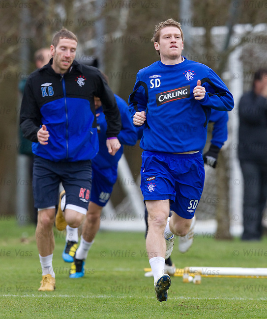 Kirk Broadfoot and Steven Davis