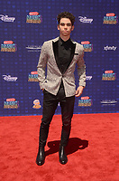 LOS ANGELES - APR 29:  Cameron Boyce at the 2017 Radio Disney Music Awards at the Microsoft Theater on April 29, 2017 in Los Angeles, CA