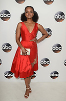 PASADENA, CA - JANUARY 8: Mekia Cox at Disney ABC Television Group's TCA Winter Press Tour 2018 at the Langham Hotel in Pasadena, California on January 8, 2018. <br /> CAP/MPI/DE<br /> &copy;DE/MPI/Capital Pictures