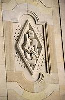 Amérique/Amérique du Nord/USA/Etats-Unis/Vallée du Delaware/Pennsylvanie/Philadelphie : La fondation Barnes une des plus grande collections privées au monde de peintures françaises impressionnistes et post impressionnistes - La façade