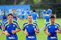 SAO PAULO, SP, 04 Janeiro 2012.Deola Reapresentacao do Palmeiras CT  (FOTO: ADRIANO LIMA - NEWS FREE)