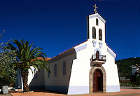 Iglesia San Mauro in Puntagorda, La Palma, Kanarische Inseln, Spanien