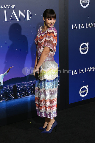 "Westwood, CA - DECEMBER 06: Jackie Cruz, At Premiere Of Lionsgate's ""La La Land"" At Mann Village Theatre, California on December 06, 2016. Credit: Faye Sadou/MediaPunch"