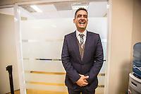 Querétaro, Qro. 30 de diciembre 2015. El Secretario de Ayuntamiento, Rafael Fernández de Cevallos, dio a conocer hoy información sobre los acuerdos logrados en cabildo. Foto: Alejandra L. Beltrán / Obture Press Agency