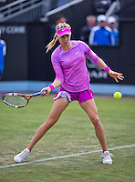 Netherlands, Rosmalen , June 08, 2015, Tennis, Topshelf Open, Autotron, Eugenie Bouchard (CAN)  <br /> Photo: Tennisimages/Henk Koster