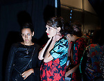 Clover Canyon at New York fashion week 2014.<br />