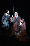 final dress rehearsal of Graeme Murphy&rsquo;s acclaimed production of Turandot,<br /> which opens at the Sydney Opera House on 15 January.<br /> Murphy&rsquo;s vision of imperial Peking that will take over the Joan Sutherland Theatre stage is a stunning visual<br /> spectacle that includes larger-than-life costumes, bare-chested executioners, exotic dance numbers, and<br /> stunningly choreographed chorus movements.<br /> American powerhouse soprano Amber Wagner stars as the icy princess Turandot, hot off the back of her<br /> acclaimed performances in OA&rsquo;s digital production of Aida in 2018.<br /> Joining Wagner on stage is rising Spanish tenor Andeka Gorrotxategi who makes his role debut as Prince<br /> Calaf, singing one of the most famous tenor arias of all time &ndash; &ldquo;Nessun dorma&rdquo; which was popularised by<br /> Luciano Pavarotti at the 1990 Football World Cup.  photo by Rhiannon Hopley