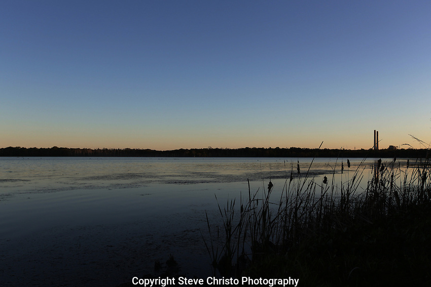 Lake Munmorah on the Central Coast of New South Wales, Sydney, Australia. Tuesday 23rd April 2013. Photo: (Steve Christo)