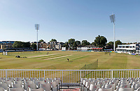 General view of the ground prior to during Essex CCC vs Kent CCC, Bob Willis Trophy Cricket at The Cloudfm County Ground on 4th August 2020