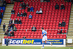 St Johnstone v Kilmarnock.....09.03.13      SPL.Empty seats at McDiarmid Park.Picture by Graeme Hart..Copyright Perthshire Picture Agency.Tel: 01738 623350  Mobile: 07990 594431